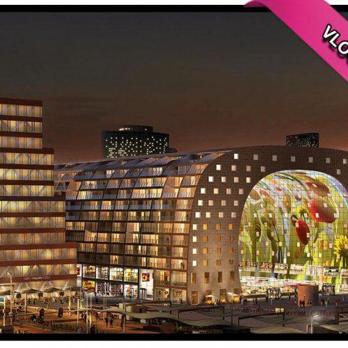 Markthal in Rotterdam; kennen jullie dit al?