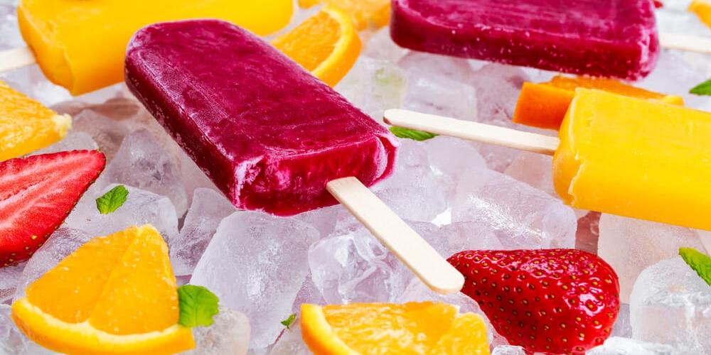 fruitijsjes zomer