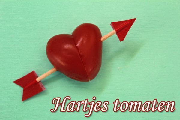 orginele recepten hartjes tomaten