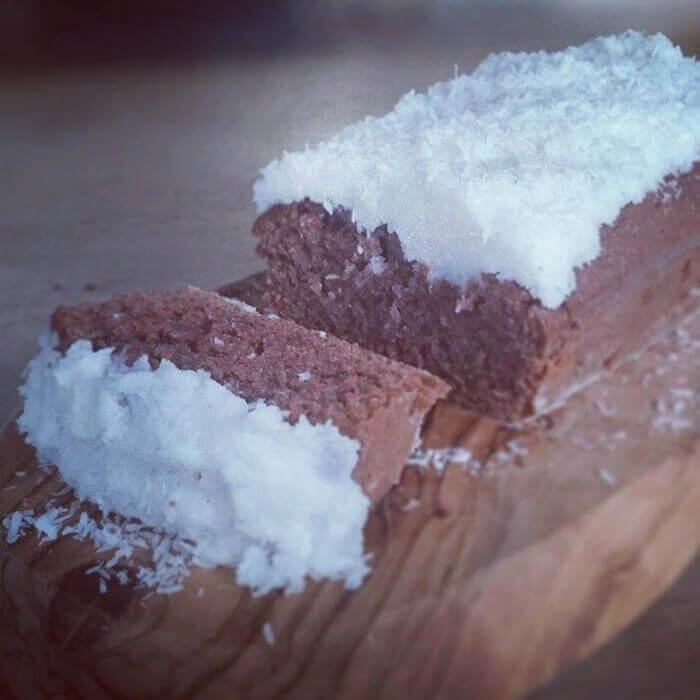 choco coco cake