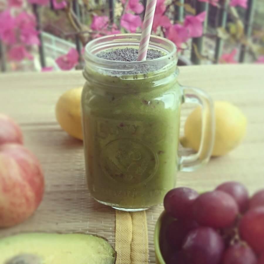 groene smoothie recept