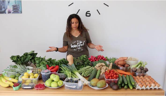 Top 50 voedingsmiddelen dat je voor weinig geld op de markt kunt kopen.