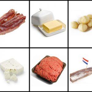 Top 10 calorierijke voedingsmiddelen