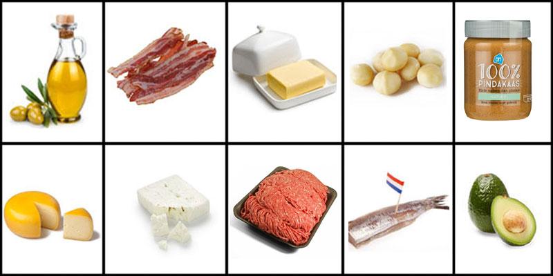 top-calorierijke-voedingsmiddelen